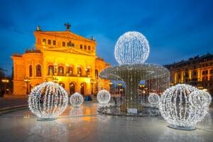 Alte Oper am Opernplatz Frankfurt am Main