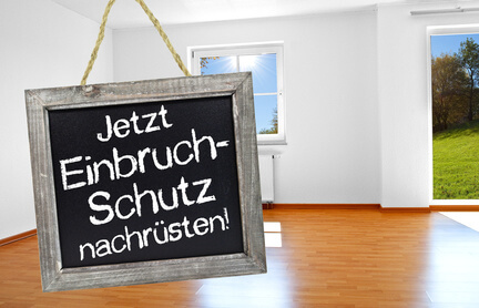 Einbruchschutz nachrüsten Frankfurt