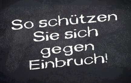 Einbruchschutz Beratung Frankfurt